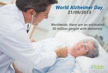 Alzheimer's / Everybody knows somebody who is affected by Alzheimers Disease or is caring for someone. Healthlocal.ca wants to offer you some support and ideas while you learn to deal with this mind stealing disease.  #alzheimers, #spouse, #mentalhealth, #dementia
