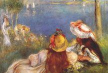 9) Classical - Pierre Auguste Renoir