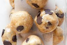 Healthy snacks / by Kristen Andersen