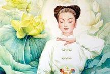 Zhen Shan Ren Art