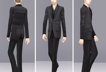 Clothes - Formal - Male