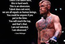 MMA sport