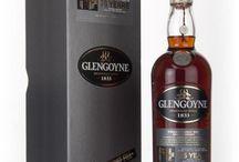Glengoyne single malt scotch whisky / Glengoyne single malt scotch whisky