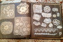 Lace Sample Books