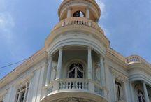 Cuba / Fotografías de La Habana, Matanzas, Hersheys y Cienfuegos, fotos de Angelica Petit de Murat del año 2013 y algunas de archivo de antes de la Revolución Castrista de 1959