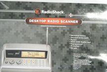 Electronics - Radio Scanners