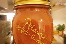 Marmeladen und Liköre