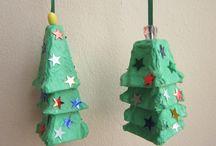 Förskola Jul
