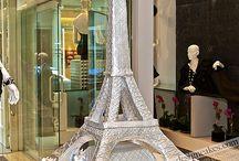 Cake Eiffel