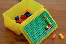 legos / by Laura Hollett Mcdonald