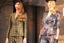 Ted Baker AW13 / by Fashionista Barbie Danielle Wightman-Stone