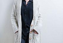 Knit Robe