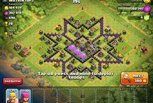 Clash of clans / It's a game