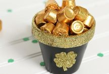 St Patrick's themed snacks / by Trina Stewart