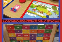 Phonics Table Ideas