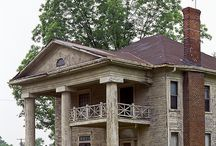 MISC: Forgotten Beauty / abandon homes that you know were beauties in their time. / by Theresa Rhodes Bassemier