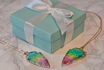 Rainbow Crystal Jewellery