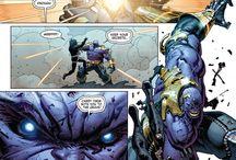 Zanwell's Comics Geeks