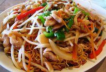 Chinois plats