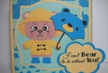 Cards Teddy Bear Parade