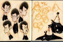 Sketchbooks / by Scott Gwynn