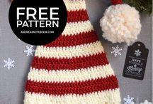 Christmas crochet must do's