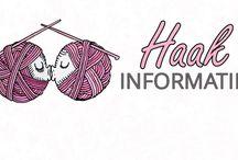 Filmpjes over leren haken - Haakinformatie