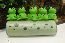 Preschool Frog & Ponds Study / by Ronda Wicks