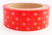 Tape / Tape for crafts from www.craftsuppliesandmore.com