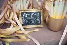 Make An Exit: Wedding Exit Ideas