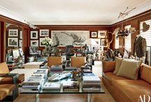 Ralph Lauren interior