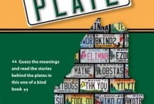 Fun stuff from The Maine Plate / Who doesn't love vanity license plates? Check out the products we have for sale from The Maine Plate
