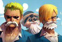 One Piece / Referências de One Piece