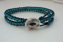 """Wrap / Quelques exemple de bracelets que vous retrouverez sur ma boutique """" Did in factory"""" sur le site """" A little market"""" ."""