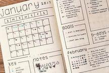 Plannner journal