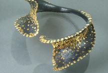 Contemporary Bangles and Cuffs / Original contemporary bangles and cuffs