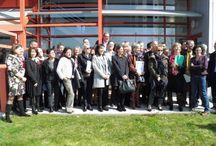 1ere Senior Académy / Photos prises lors du lancement de l'opération de parrainage Senior Académy