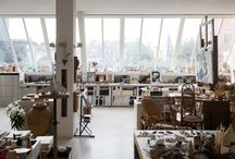 Studio Spaces & Wonderful Places
