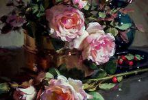 oil flowers