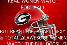 Go Dawgs! / by Julie Norman