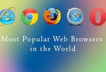 Web Browser / A list of Most Popular Web Browsers in the World. Handpicked collection of best Web Browsers for Windows, Mac, Android and iOS.  Awesome tutorials on how to optimize your web browsers for best performace.