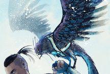 Avatar legend of Ang/Korra