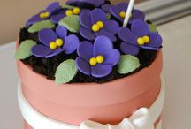 Mother's Day Cakes / All abut M-O-M. / by Satin Ice