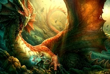 Fantasy and movie Art / art, illustrations, sketches from fantasy themes or movies