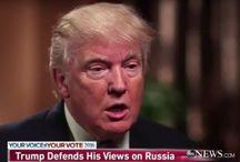 Trump Suggests U.S. Accept Russia's Annexation of Crimea