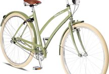 Damskie rowery miejskie cruiser / Niebanalny design to coś co wyróżnia rowery cruiser na tle innych. Osobisty styl kobiety może uzewnętrznić się nawet podczas jazdy na rowerze!