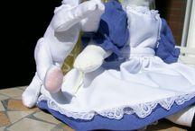 poupées de chiffon / Alice