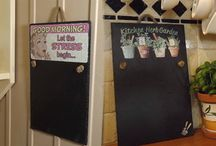 Slate Memo Boards / Slate Memo Boards, just another offering from The Original Metal Sign Company, again we can customise these to bring you your own bespoke designs.