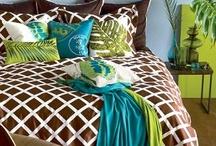 Bedroom ideas / by Heidi Anderson