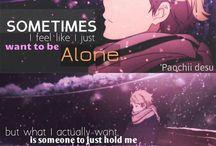 Deepu anime quotes